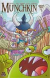 Munchkin #1 Cover E 2nd Ptg Ian McGinty Variant Cover