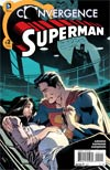 Convergence Superman #2 Cover A Regular Lee Weeks Cover