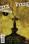 Sandman Overture #5 Cover B Regular Dave McKean Cover
