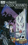 Edward Scissorhands #8 Cover B Variant Drew Rausch Subscription Cover