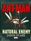Ant-Man Natural Enemy Prose Novel HC