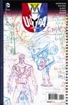 Multiversity Ultra Comics #1 Cover E Incentive Grant Morrison Variant Cover