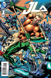 Justice League Of America Vol 4 #1 Cover C Variant Aquaman Cover