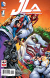 Justice League Of America Vol 4 #1 Cover B Variant Howard Porter The Joker 75th Anniversary Cover