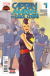 Captain Marvel And The Carol Corps #1 Cover A Regular David Lopez Cover (Secret Wars Warzones Tie-In)