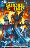 New Suicide Squad (New 52) Vol 1 Pure Insanity TP