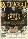 Rue Morgue Magazine #160 Oct 2015
