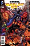 Earth 2 Worlds End #26 Cover B Incentive Ardian Syaf Variant Cover