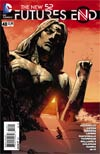New 52 Futures End #48 Cover B Incentive Ryan Sook Variant Cover