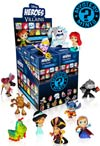 Disney Heroes vs Villains Mystery Minis Blind Mystery Box