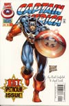 Captain America Vol 2 #1