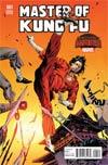 Master Of Kung Fu Vol 2 #1 Cover B Incentive Variant Cover (Secret Wars Battleworld Tie-In)