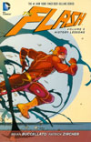 Flash (New 52) Vol 5 History Lessons TP