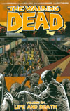 Walking Dead Vol 24 Life And Death TP