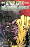 Star Trek Planet Of The Apes Primate Directive TP