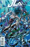 Justice League Of America Vol 4 #4 Cover A Regular Bryan Hitch Cover