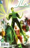 Justice League Of America Vol 4 #4 Cover B Variant Alex Garner Green Lantern 75th Anniversary Cover