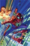 Amazing Spider-Man Vol 4 #1 By Alex Ross Poster