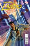 Star Wars Lando #1 Cover H Incentive Alex Ross Color Variant Cover