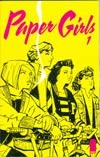 Paper Girls #1 Cover A Regular Cliff Chiang Cover