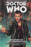 Doctor Who 9th Doctor Vol 1 Weapons Of Past Destruction HC