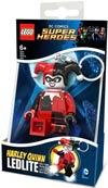 DC Comics LED Key Light LEGO DC Super Heroes Harley Quinn