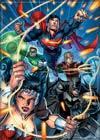 DC Comics 2.5x3.5-inch Magnet - Justice League Bullets Flying (71753DC)