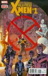 All-New X-Men Vol 2 #1 Cover A 1st Ptg Regular Mark Bagley Cover