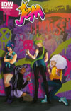 Jem And The Holograms #9 Cover B Variant Jen Bartel Subscription Cover