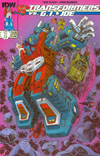 Transformers vs GI Joe Vol 2 TP