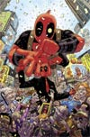 Deadpool Vol 5 #1 By Tony Moore Poster