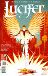 Lucifer Vol 2 #1 Cover A Regular Dave Johnson Cover