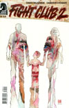 Fight Club 2 #8 Cover A Regular David Mack Cover