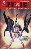 Justice League Gods And Monsters HC