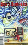 Bobs Burgers Vol 2 #3 Cover D DF Geek Fuel Exclusive Variant Cover