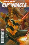Chewbacca #1 Cover F Incentive Alex Ross Color Variant Cover