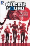 New Suicide Squad (New 52) Vol 2 Monsters TP
