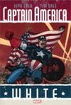 Captain America White HC