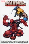 Marvel Universe Deadpool & Wolverine TP Digest