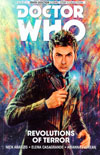 Doctor Who 10th Doctor Vol 1 Revolutions Of Terror TP