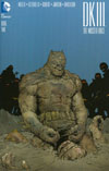 Dark Knight III The Master Race #2 Cover B Midtown Exclusive Greg Capullo Color Variant Cover