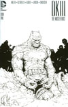 Dark Knight III The Master Race #2 Cover C Midtown Exclusive Greg Capullo Sketch Variant Cover