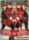 Marvel Comics 2.5x3.5-inch Magnet - Deadpool Kills Deadpool (71856MV)