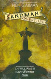 Sandman Overture Deluxe Edition HC Direct Market Dave McKean Variant Cover