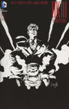 Dark Knight III The Master Race #3 Cover C Midtown Exclusive Greg Capullo Sketch Variant Cover