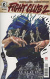 Fight Club 2 #10 Cover A Regular David Mack Cover