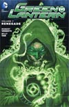 Green Lantern (New 52) Vol 7 Renegade HC