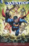 Justice League (New 52) Vol 6 Injustice League TP