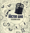 Doctor Who Adult Coloring Book SC