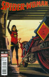 Spider-Woman Vol 6 #2 Cover B Incentive Ming Doyle Variant Cover